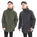 Trespass Jaydin Waterproof Parka Jacket