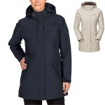 Jack Wolfskin Women's 5th Avenue Insulated Waterproof Coat