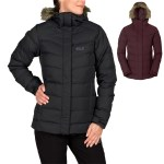 Jack Wolfskin Womens Terrenceville Down Coat