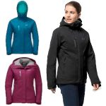 Jack Wolfskin Womens Troposphere Waterproof Jacket