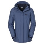 Jack Wolfskin Women's Iceland 3-In-1 Waterproof Jacket