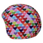 Coolcasc Estampados Ski and Cycle Helmet Cover