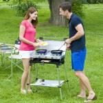 CampinGaz 600 ST Double Burner & Toaster