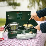 Coleman Unleaded 2 Burner Stove