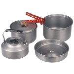 4 Person Cook Set