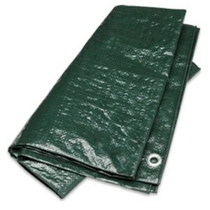 Yellowstone Highlander Ripstop Groundsheet - 365 x 244 cm