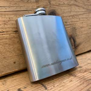 Outdoorgear Hip Flask - 6oz