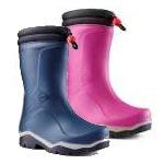 Dunlop Kids Blizzard Warm Wellies