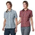 Berghaus Womens Explorer 2.0 Short Sleeve Shirt