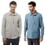Craghoppers NosiLife Pro Long Sleeved Stretch Shirt
