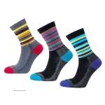 Horizon Premium Womens Micro Crew Sock