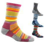 Darn Tough Womens Light Cushion Hike/Trek Sock