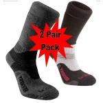 Bridgedale WoolFusion Trekker Socks - 2 Pack