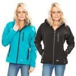 Trespass Womens Bella II Softshell Jacket