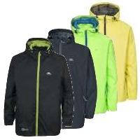 Trespass Qikpac Waterproof Packaway Jacket