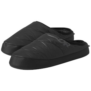 Tundra Slip-On Aerogel Booties Black