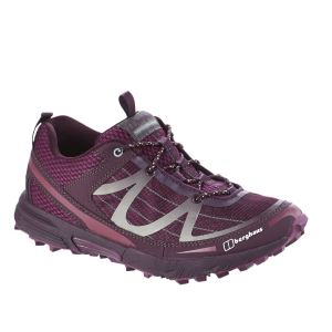 Berghaus W Vapour Claw Cherry Ripe/Pal