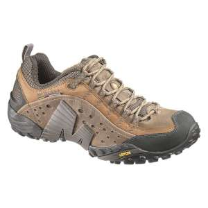 Merrell Intercept Leather Shoe Moth Br
