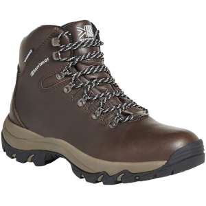 Karrimor Mendip Leather Boots Brown