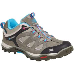Karrimor Womens Toledo Low Shoe Lt Gre