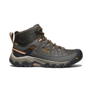 Keen Targhee III Mid WP Boots Blk Oliv