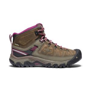 Keen W Targhee III Mid WP Boots Weiss/