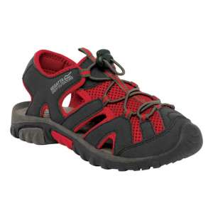 Regatta Deckside Junior Sandals Black/