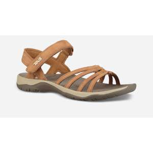 Teva Womens Elzada Sandal Leather Peca