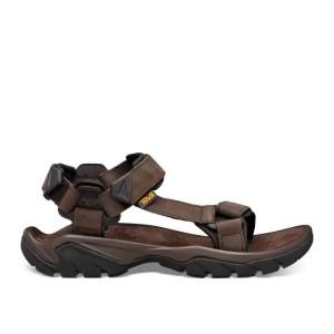 Teva Terra FI 4 Leather Sandals Turkis
