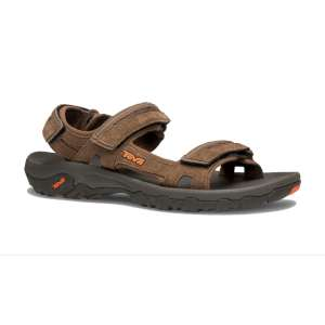Teva Hudson Sandal Dark Earth
