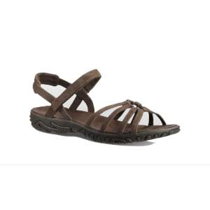 Teva Women's Kayenta Suede Sandal Brow