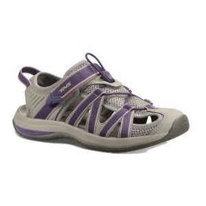 Teva Women's Rosa Sandal Purple Grey