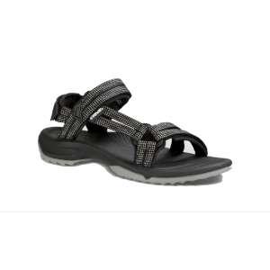 Teva Womens Terra Fi Lite Sandals Blac