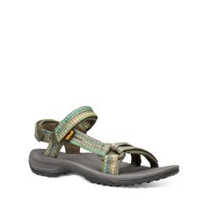 Teva Womens Terra Fi Lite Sandals Burn