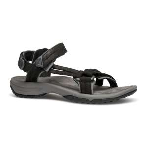 Teva Womens Terra Fi Lite Leather Blac