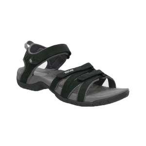 Teva Women's Tirra Leather Sandal Blac