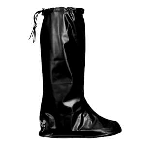 Feetz Pocket Wellies Black