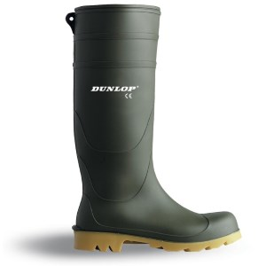 Dunlop Dunlop Wellie PVC Green