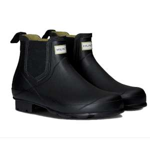 Hunter Womens Norris Chelsea Boot Blac