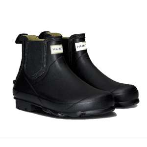 Hunter Norris Chelsea Boot Black