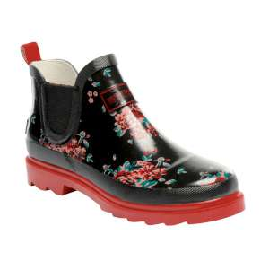 Regatta Lady Harper Welly Shoe Black/M