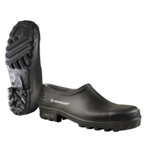 Dunlop Wellie Shoe Black