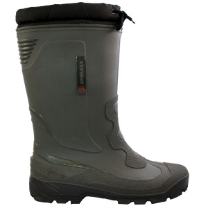 Spirale Italia Adult Warm Wellies GREE