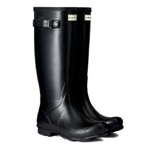 Hunter Hunter Field Boot Black