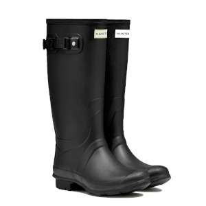 Hunter Womens Huntress Wellington Boot