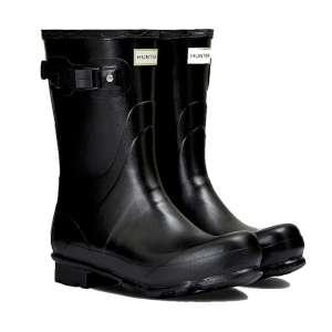 Hunter men's Norris Short Field Boots