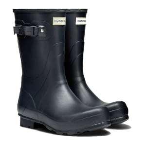 Hunter mens Norris Field Short Boots N