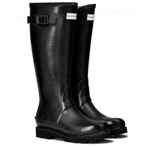 Hunter Women's Balmoral Boots Black
