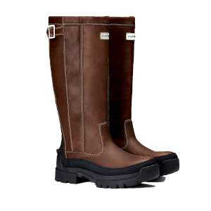 Hunter Womens Balmoral Leather Welling