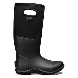 Bogs W Mesa Wellington Boot Black